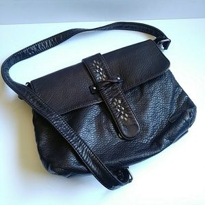 Roxy purse 12 x 9 inches crossbody or shoulder